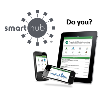 Smart Hub Mobile Apps are available